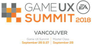 Game UX Summit 2018