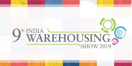 India Warehousing Show 2019 tickets