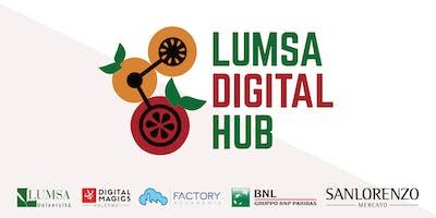 LUMSA Digital Hub: a Palermo un incubatore per start-up