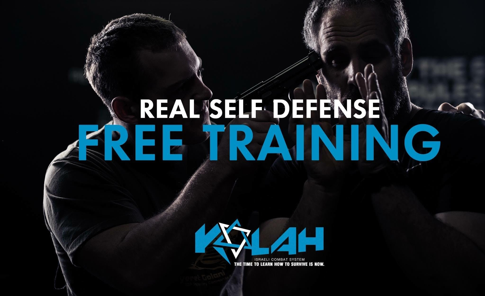 Self Defence Classes 1 Week FREE Trial (Mon/W