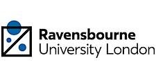 Ravensbourne University London logo