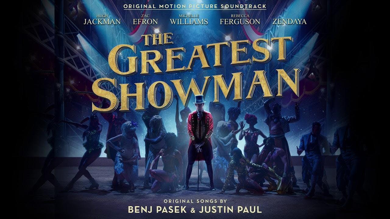 Cinema Club - The Greatest Showman