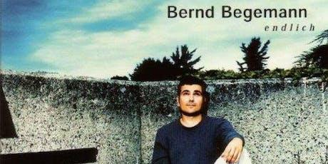 Endlich | Bernd Begemann Plattenreihe  Tickets