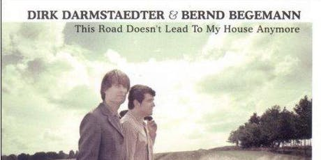 The road doesn't lead to my house anymore | Bernd Begemann Plattenreihe Tickets