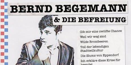 Wilde Brombeeren | Bernd Begemann Plattenreihe  Tickets