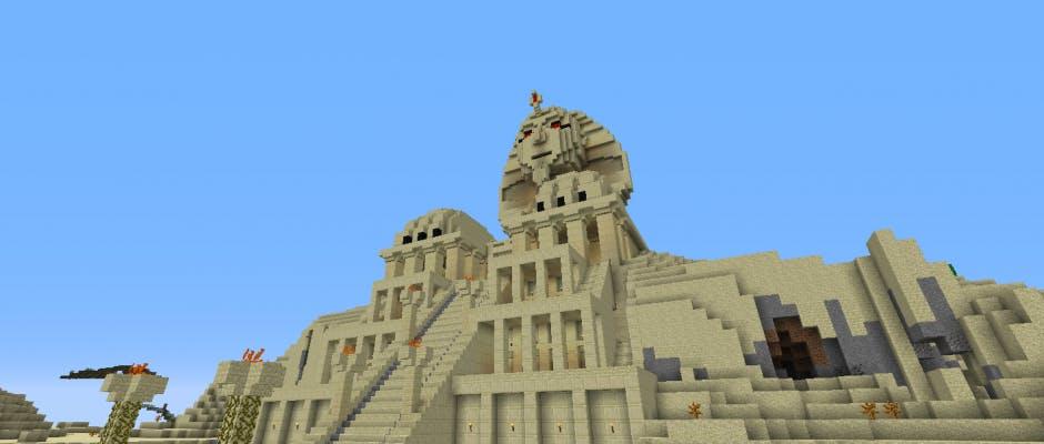 Workshop: Minecraft (Ägypten)