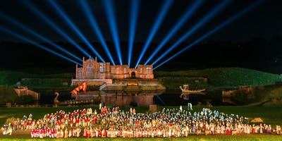 Behind the Scenes: Kynren - An Epic Tale of England