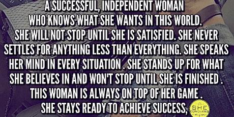 Ladies slay success tickets