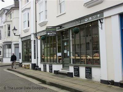 WIN @ CAFE WINCHESTER  (INFORMAL NETWORKING)