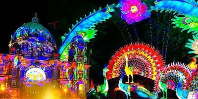 London's Biggest New Year's Eve Party - The Carnival Of Light