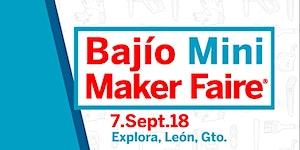 Bajio Mini Maker Faire 2018