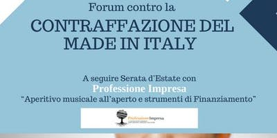 CONTRAFFAZIONE del MADE in ITALY [ Forum ]