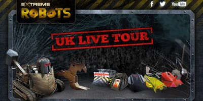 Extreme Robots - Portsmouth (Show 3)
