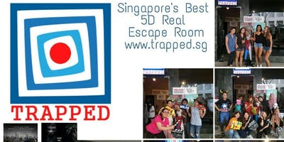 Escape Room Singapore Tickets
