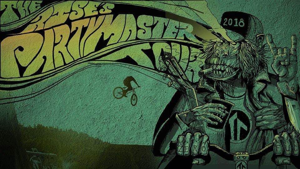 Montréal : Grande Finale - The Rise Partymaster Tour