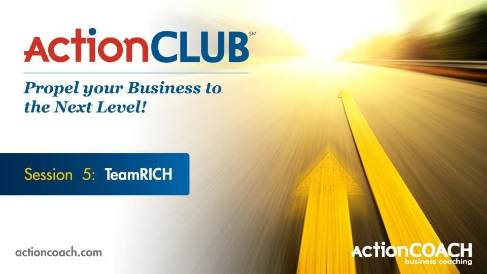 ActionCOACH TeamRICH