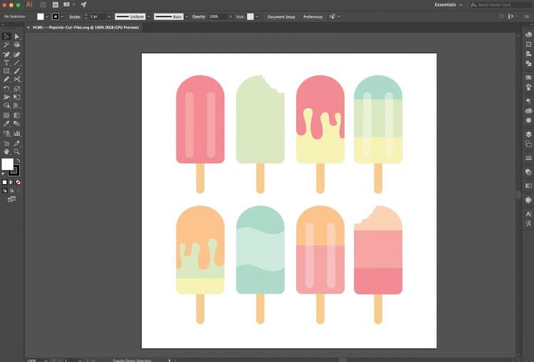 Adobe Illustrator I (August 20th, 2018)