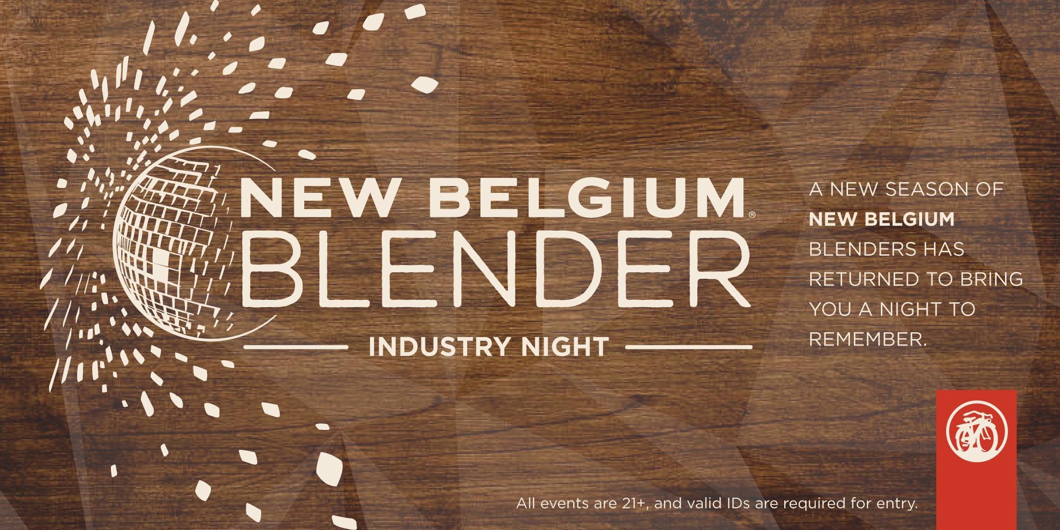 New Belgium BLENDER: Rochester