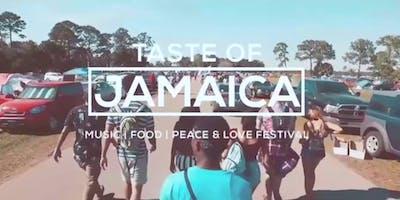 """""""TASTE OF JAMAICA"""" - REGGAE & JERK FESTIVAL"""