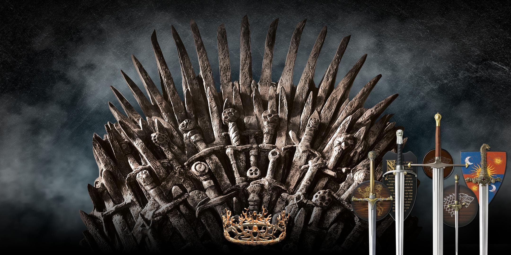Iron Throne Experience for Game of Thrones Fans