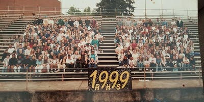 20 Year Reunion for Roosevelt Class of 1999!