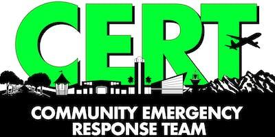 City of Ontario - CERT Amateur Radio Training