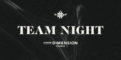 HD Team Night
