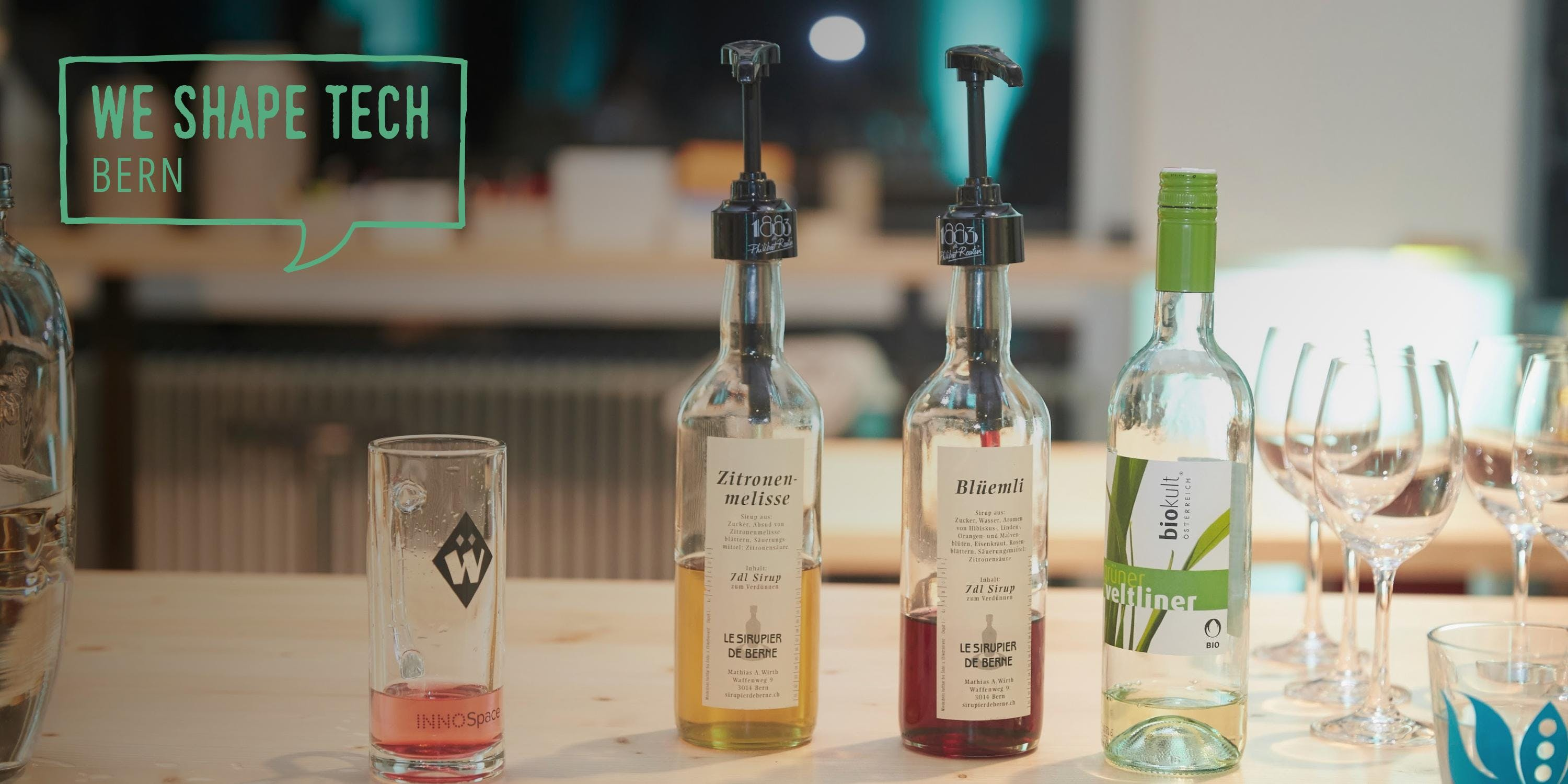 We Shape Tech Bern - Mixology