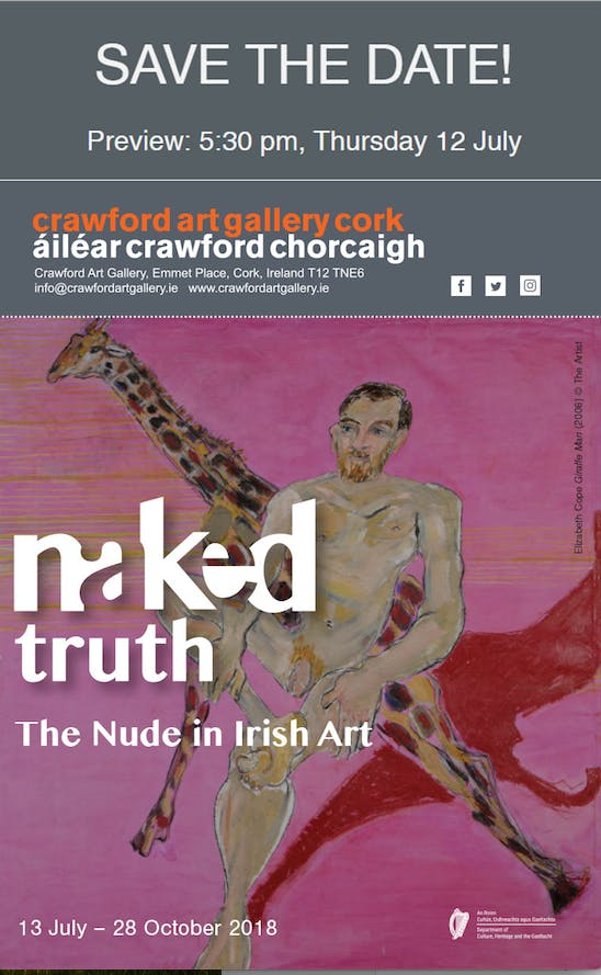Naked Truth: The Nude in Irish Art