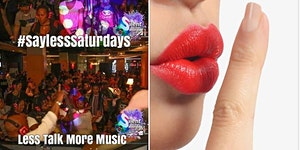 Silent Disco eXperience #SayLessSaturday HIP HOP, Top...