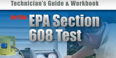 ACCA EPA 608 Test - Prep Course