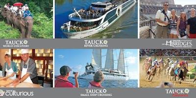 Tauck Tours FREE Informative Travel Presentation - Largo