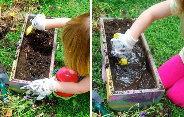 Free Kids Gardening Class!