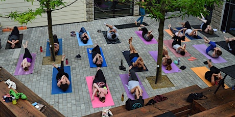 Yoga in the Beer Garden tickets