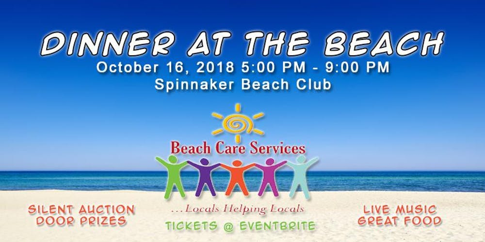 Beach Care Services 4th Annual Dinner At The Presented By Skywheel Panama City Tickets Eventbrite