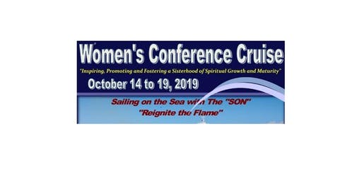 2019 Women's Conference Cruise