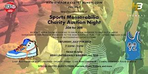 Sports Memorabilia Charity Auction Night