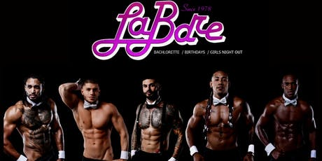 LaBare Male Revue Show tickets