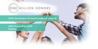 2018 Workplace Giving Excellence Awards
