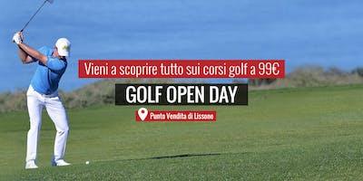 MAXI SPORT | Golf Open Day Lissone 21 Luglio