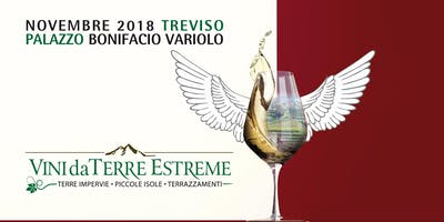 "Vini da Terre Estreme 2018 - Workshop sul vino ""eroico"""
