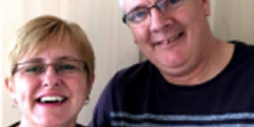10 Month Group : Karen & Dean Mitchell
