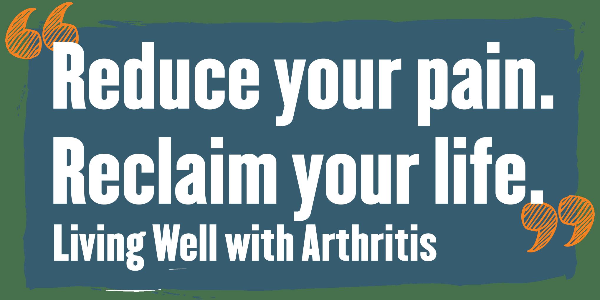 Living Well with Arthritis course, Dublin - Coolmine