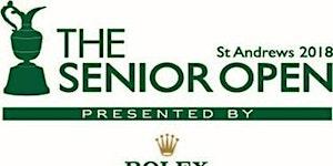 Senior Open Championship Presented By Rolex  Corporate...