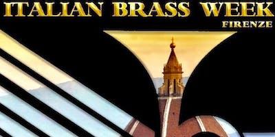 Italian Brass Week International Music Festival