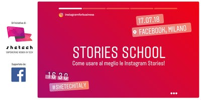 Stories School - Come usare al meglio Instagram Stories
