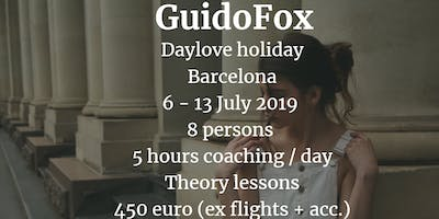 Daylove Holiday - Barcelona (NL/EN) - max 1 / year