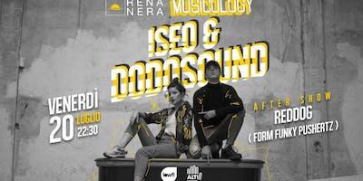 20/07 - ISEO&DODOSOUND - UNICA TAPPA IN SUD ITALIA