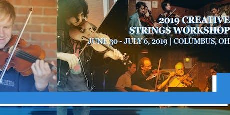 2019 Creative Strings Workshop tickets