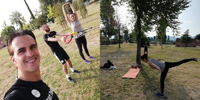 Smart Training Workout All'aperto